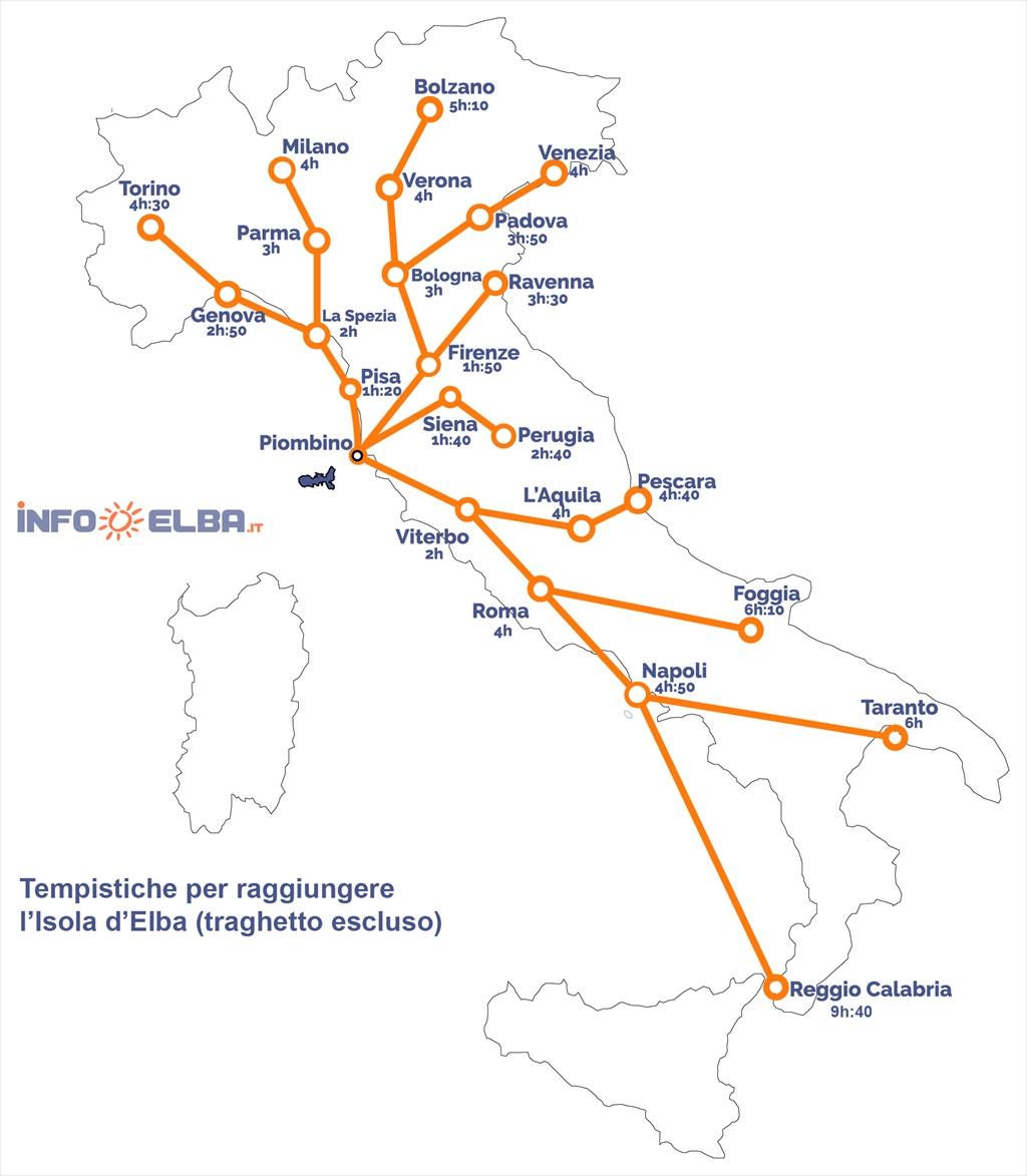 Anreise Zur Insel Wangerooge Mit Dem Auto Pkw: Anreise Aus Dem Norden Und Süden