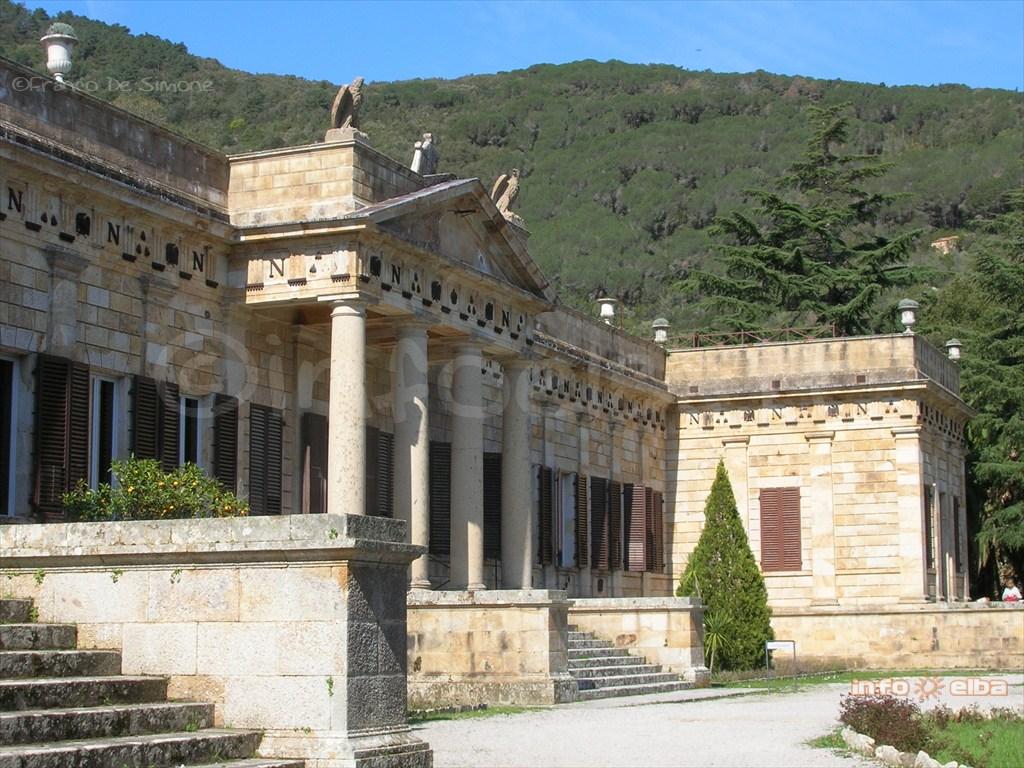 Interni Di Villa San Martino : Die villa san martino und die galerie demidoff