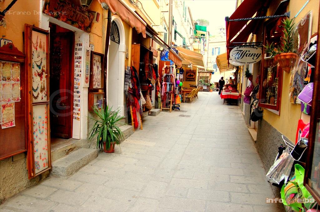 Shoppen auf der Insel Elba