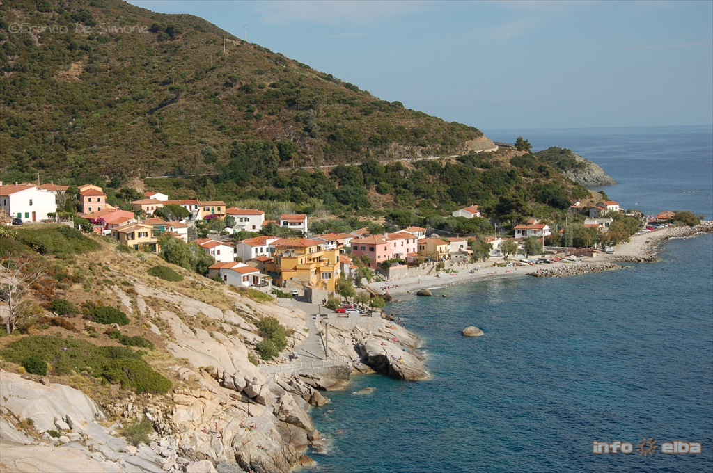 Hotel Corallo Pomonte Isola D Elba