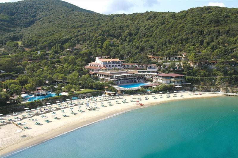 Insel Elba Hotels  Sterne