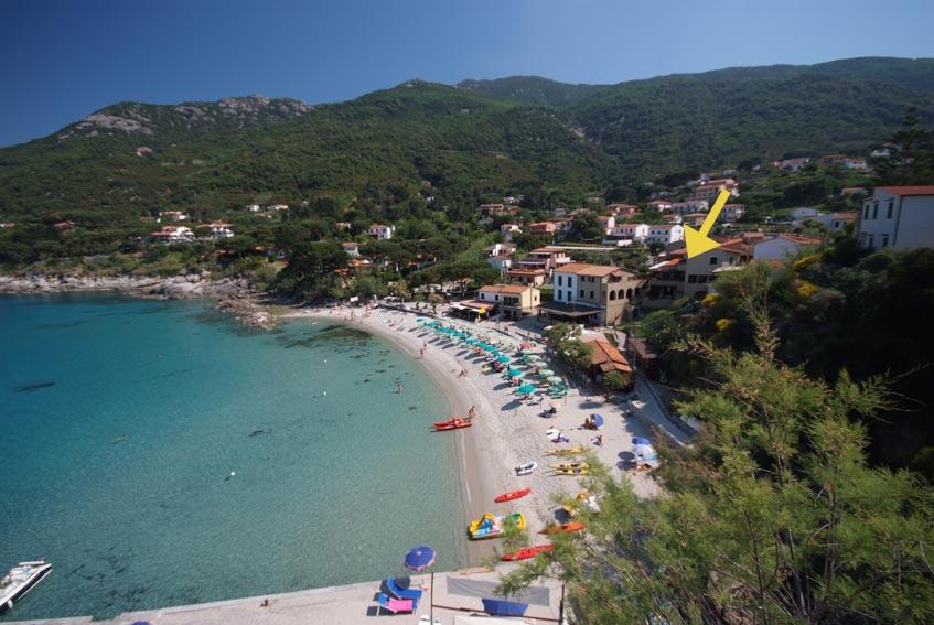 Hotels Auf Elba  Sterne